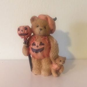 "Cherished Teddies - Breanna ""Pumpkin Patch Pals""🧸"